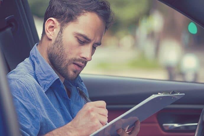 Vistoria prévia para seguro auto como funciona?