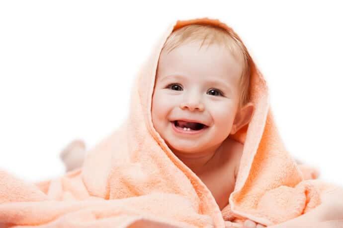 cuidados com a saúde bucal das crianças