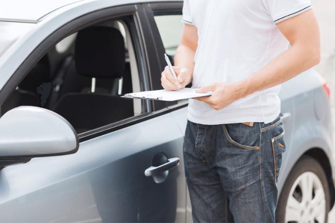 documentação de carro blindado