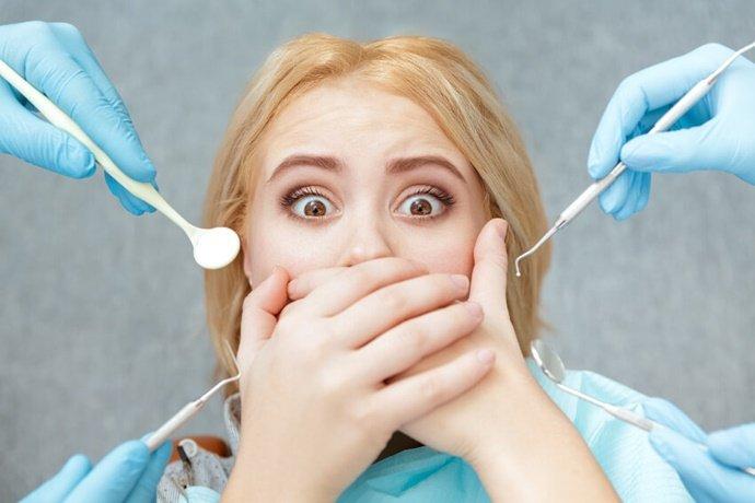 medo de ir ao dentista