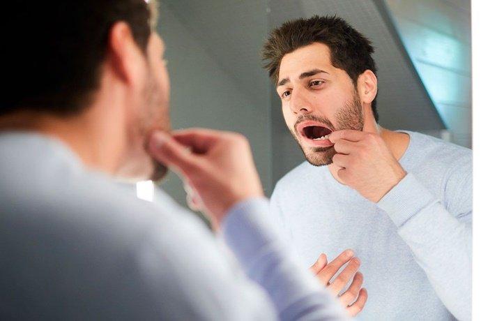 cuidados com a saúde bucal