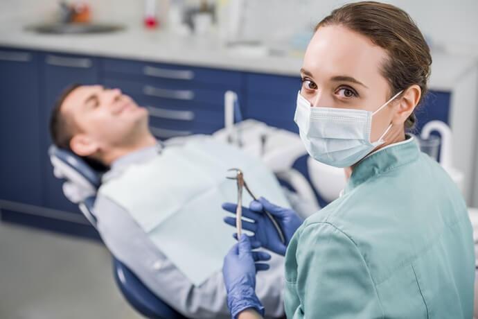 tratamentos para dentes quebrados