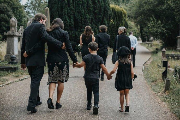 tranquilidade que um plano funeral proporciona