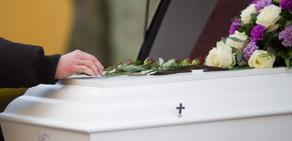 cobertura funeral