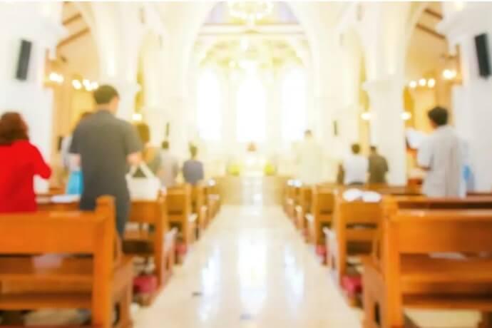 Celebração da missa do sétimo dia