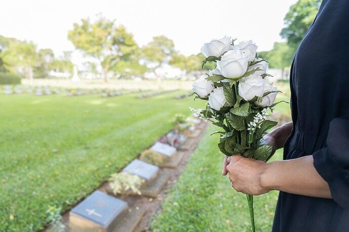 serviços da cobertura funeral