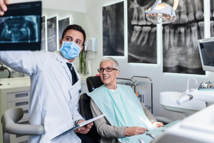Como funciona o tratamento de um caso de periodontite?