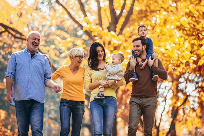 Planeje tranquilidade e conforto para a sua família