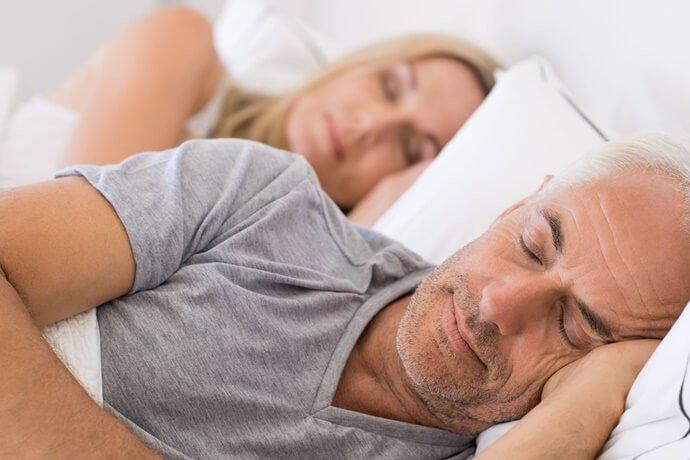 Pode dormir com ponte móvel?