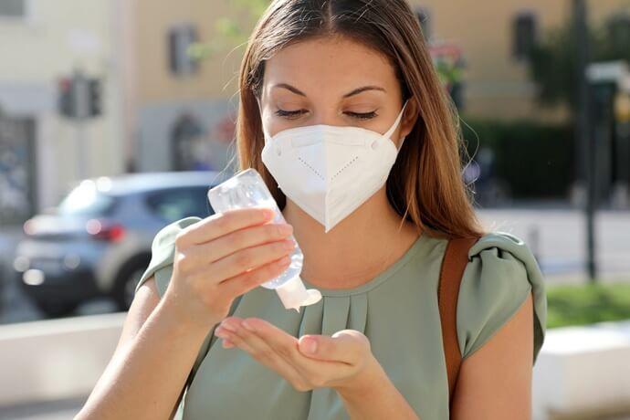 Cuidados básicos para evitar a gripe, o resfriado e a COVID-19