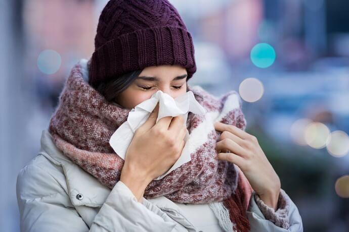 Gripe só aparece no inverno?