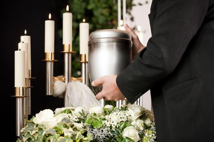Como é o processo de cremação?