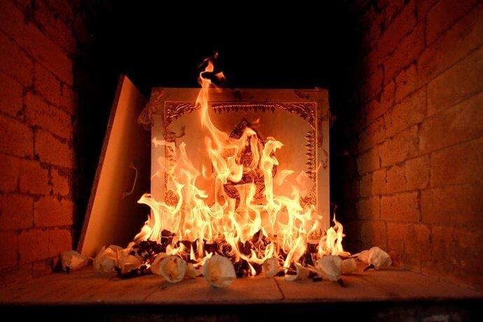 O que é a Cremação?
