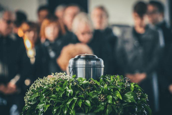 Sepultamento ou Cremação